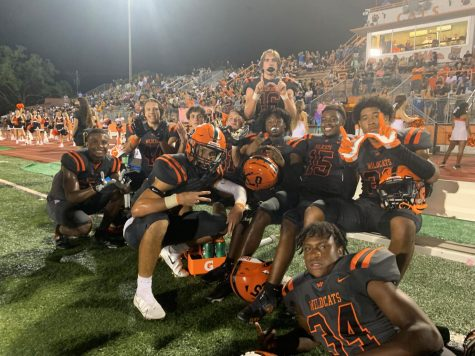Winter Park Tops Evans in Homecoming Football Game
